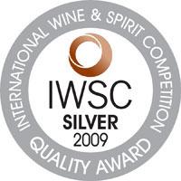 IWSC сребърна награда